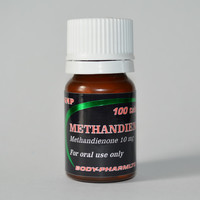 Methandienone от Body Pharm Ltd 100 таблеток по 10мг